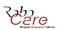 Robocare Logo Hospital Management System